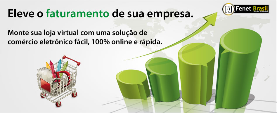 Eleve o faturamento de sua empresa com a solução de e-commerce (loja virtual)